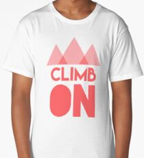 Climb On Long T-Shirt