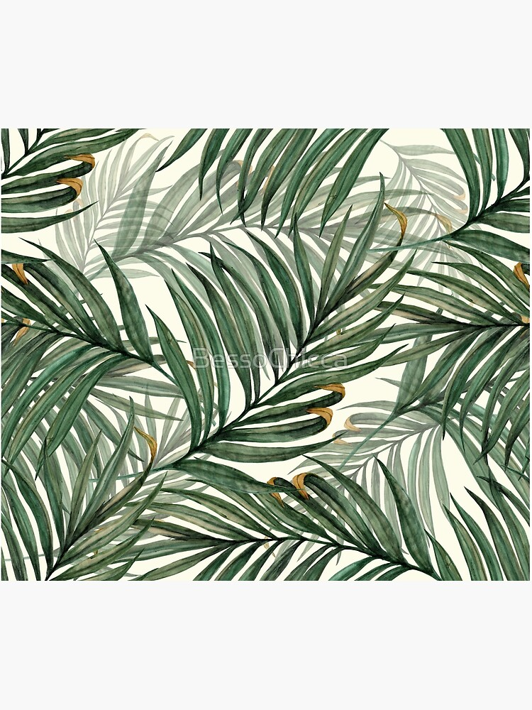 Palm Leaves by BessoChicca