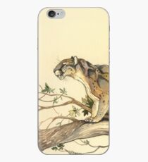 NATURAL HISTORY - Dinictis felina iPhone Case