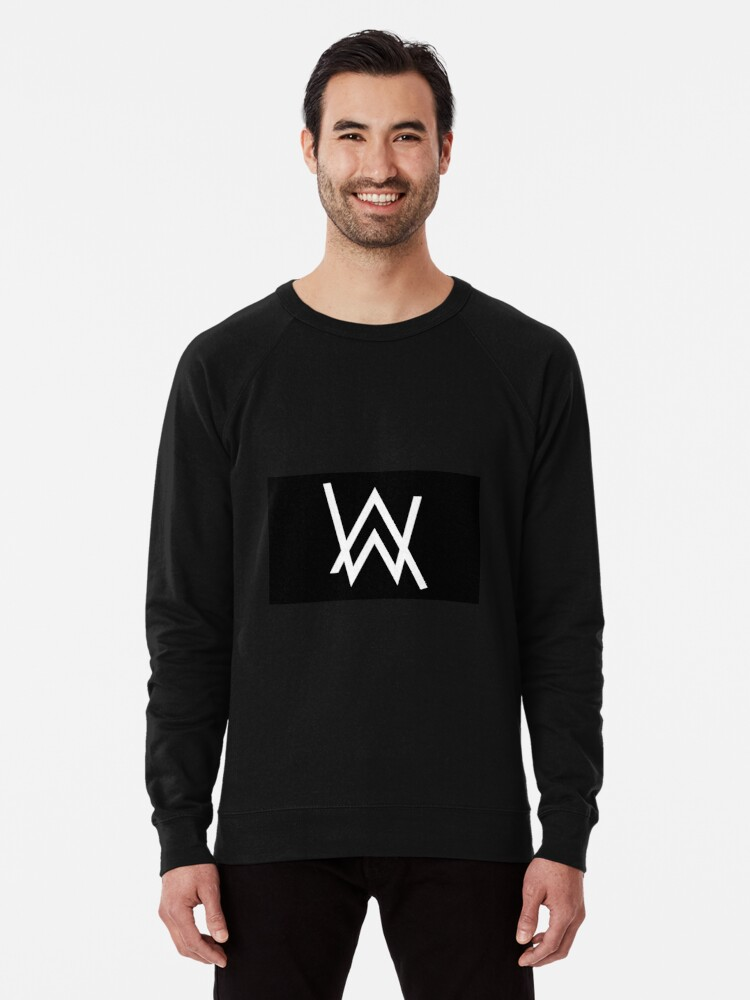 2d9ea10de Alan Walker - White Logo Merchandise