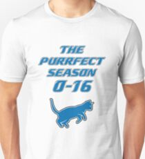 Motor City Kitties Perfect Season T-Shirt