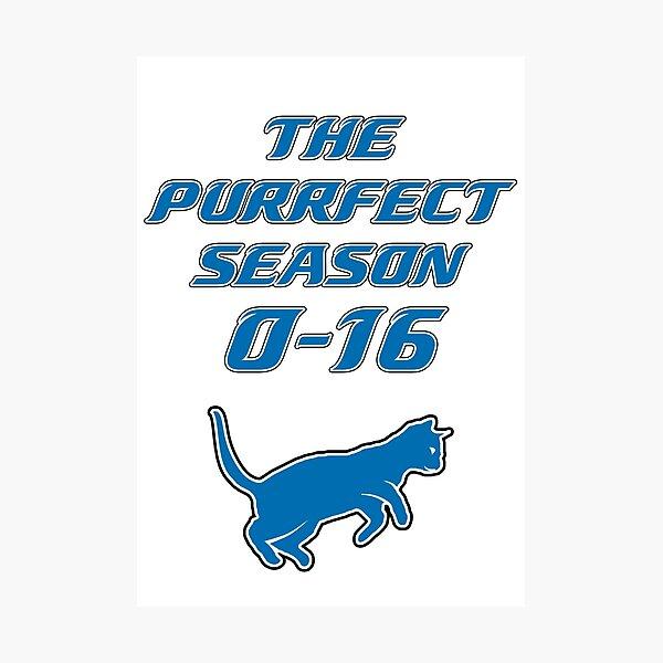 Motor City Kitties Perfect Season Photographic Print