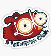Lokomotion Studio  Sticker