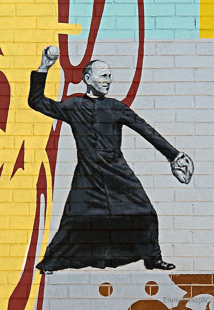 The Sporty Priest by Ethna Gillespie