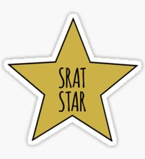 Srat Star Sticker