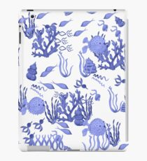 Aquatic China iPad Case/Skin