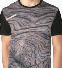 Old wood Graphic T-Shirt