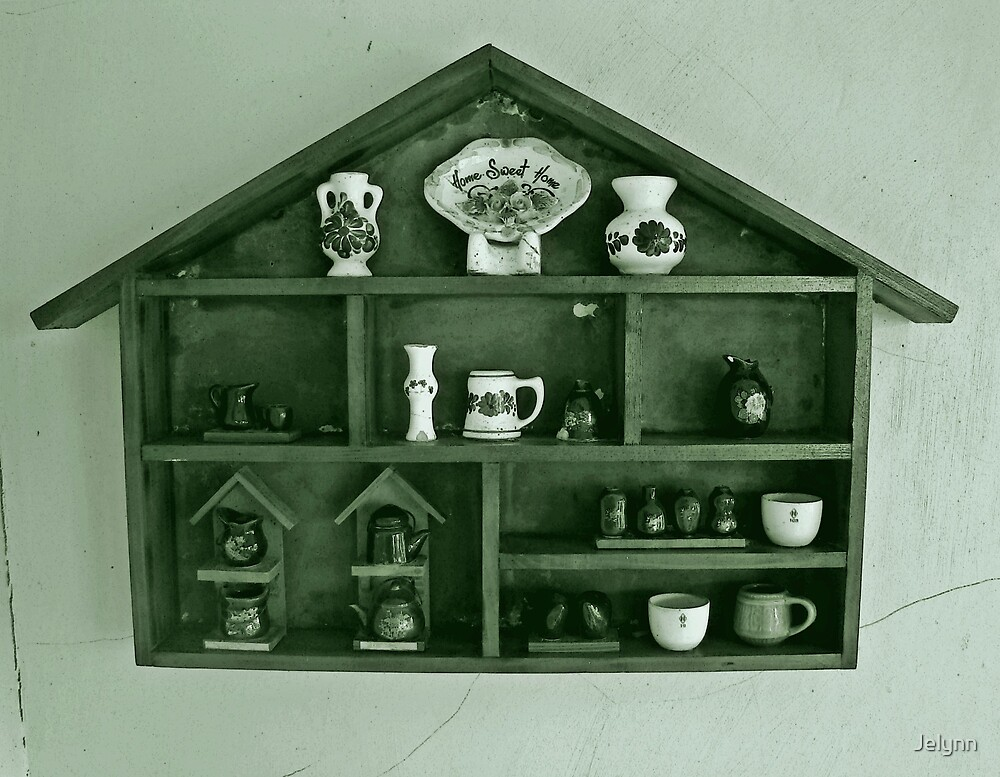 The tea house by Jelynn