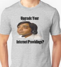 INTERNET PROVIDINGS - FACEJACKER Unisex T-Shirt