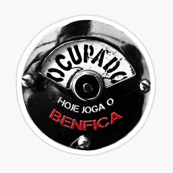 Benfica - Ocupado, Benfica jogando Sticker