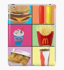 Junk Food iPad Case/Skin