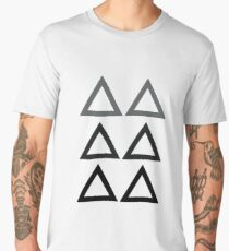 Triangle Men's Premium T-Shirt