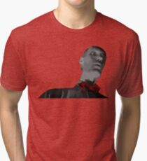 Twin Peaks Giant Design  Tri-blend T-Shirt