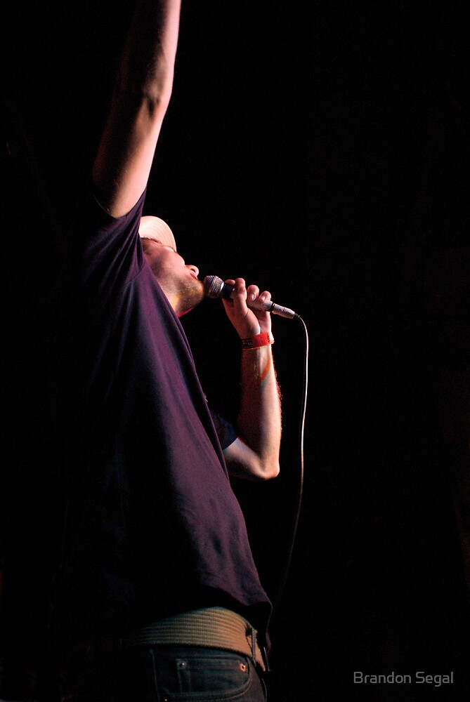 Dash Speaks - The Bad News at SOB's NYC 2007 by Brandon Segal