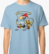 Quick Draw McGraw and Baba Looey Classic T-Shirt