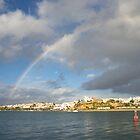 Of Whitewashed Villages and Rainbows by Georgia Mizuleva