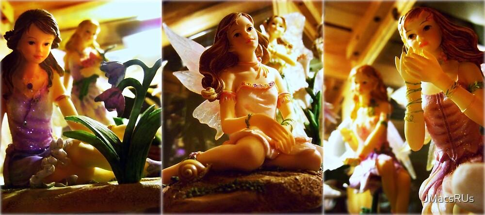 Curio Fairy Montage by JMacsRUs