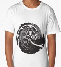 The Twilight Zone : BW // DJ Long T-Shirt