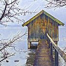 The Boathouse by © Kira Bodensted