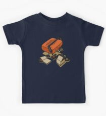 Record Eater Kids Clothes