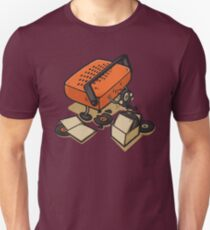 Record Eater Unisex T-Shirt