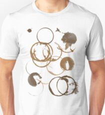 Coffee cup stains T-Shirt