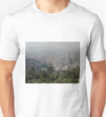 Bogota Colombia City View Unisex T-Shirt