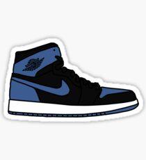 Jordan 1 Royal Sticker