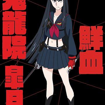 Kiryuin Satsuki y Senketsu de misterspotswood