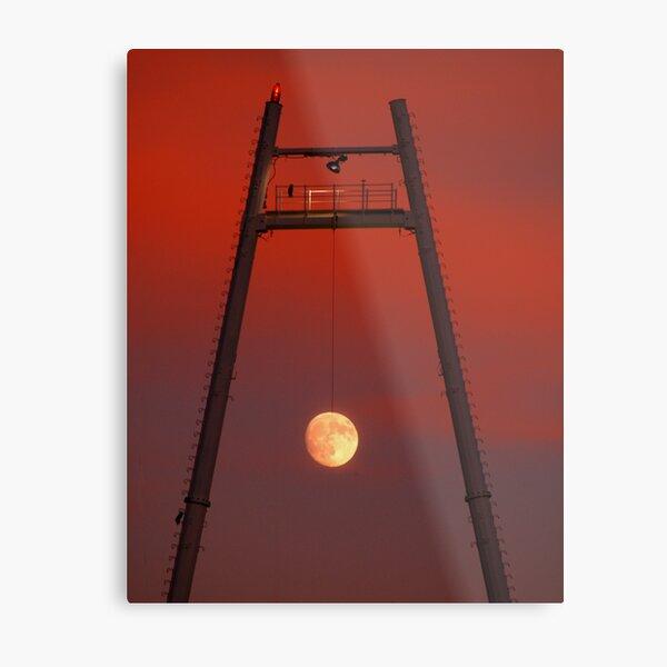 Moonswing Metal Print