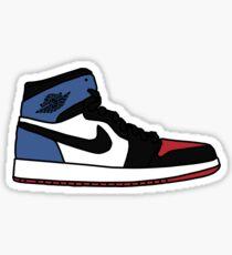 Jordan 1 Top 3 Sticker