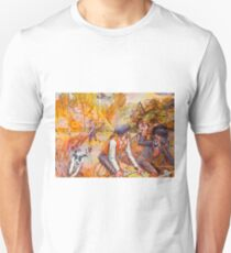 Walking the Dog Vll Unisex T-Shirt