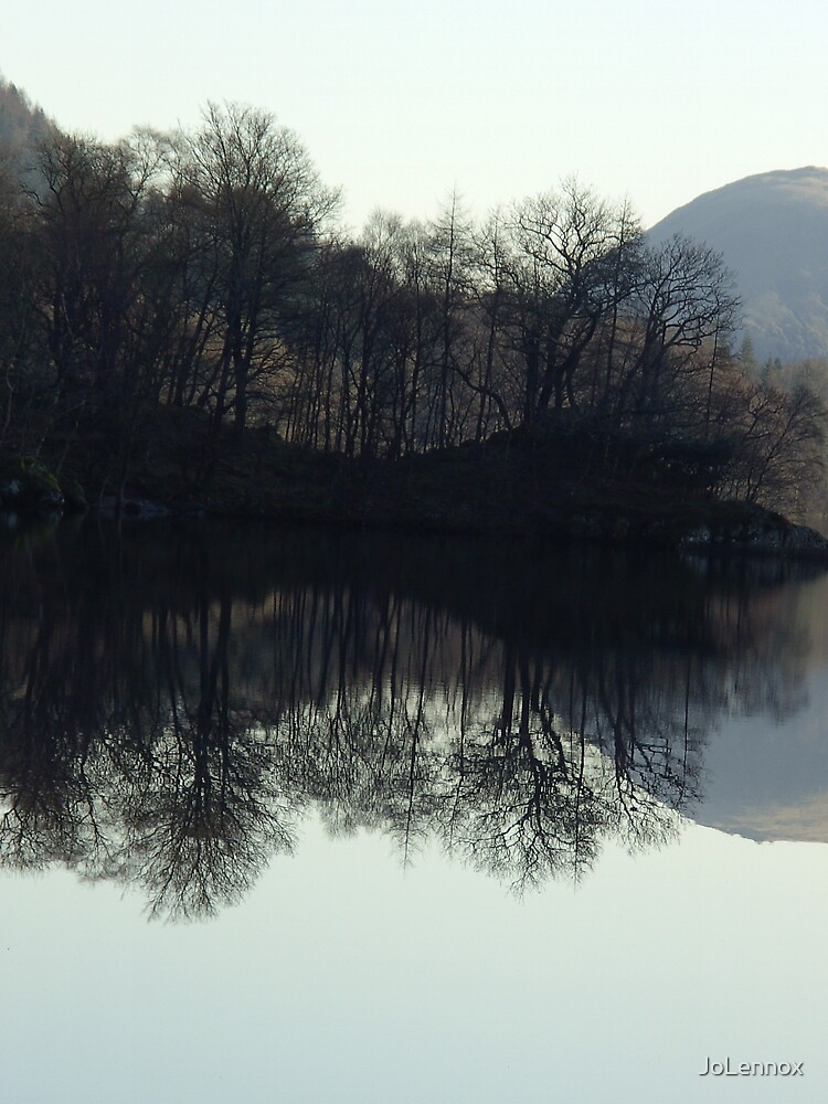 Thirlmere Reflection  by JoLennox
