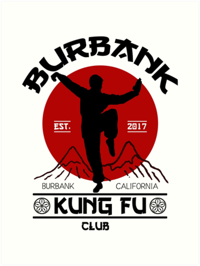 Burbank kung fu club by blancajp