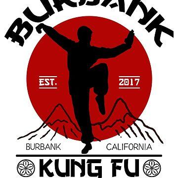 Burbank Kung Fu Club by BlancaJP