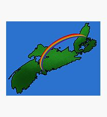 Nova Scotia Pride Photographic Print