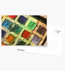 Pallet Postcards