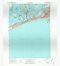 New York NY Far Rockaway 138140 1969 24000 Poster