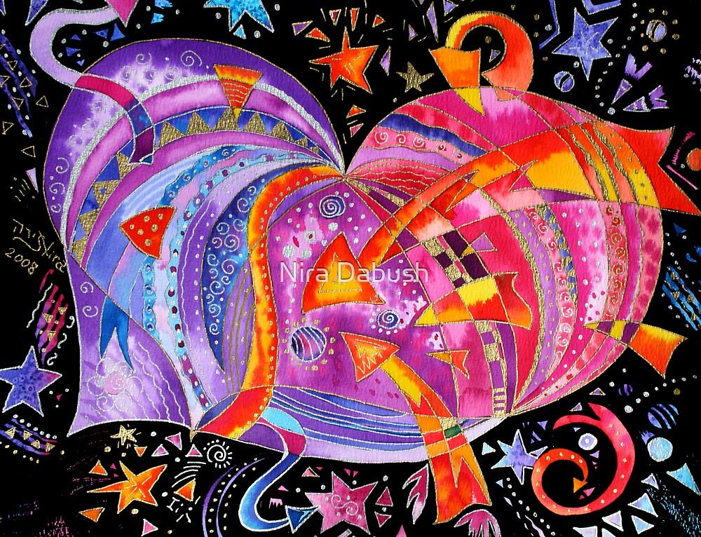 Mutual Heartbeats - Becoming US !!!!! ~~~ !!!!! by Nira Dabush