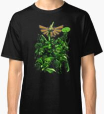 All Links of The Legend of Zelda Classic T-Shirt