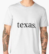 Texas Men's Premium T-Shirt