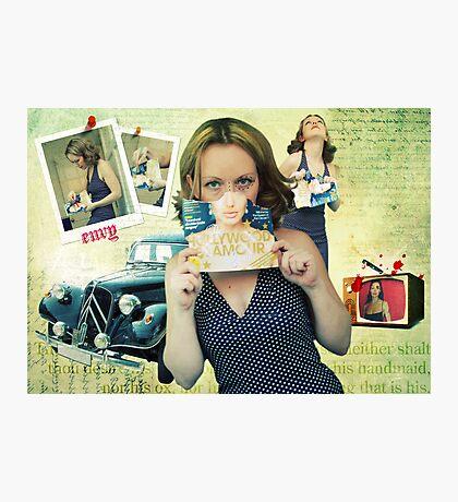 Envy Photographic Print