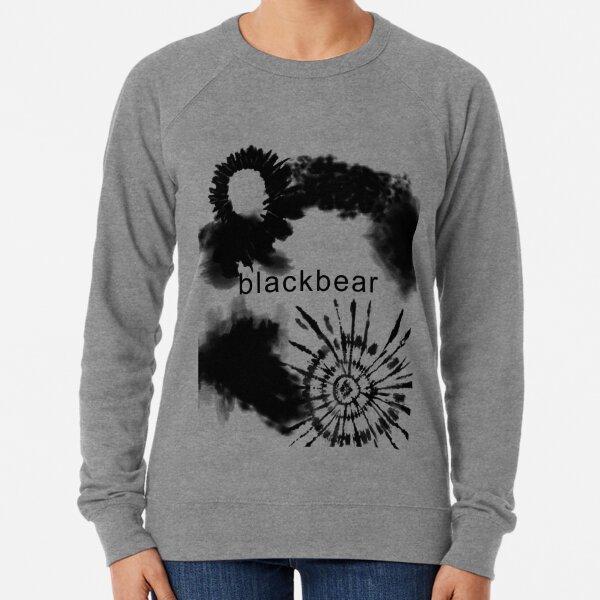 blackbear - tie dye merch 3 Lightweight Sweatshirt