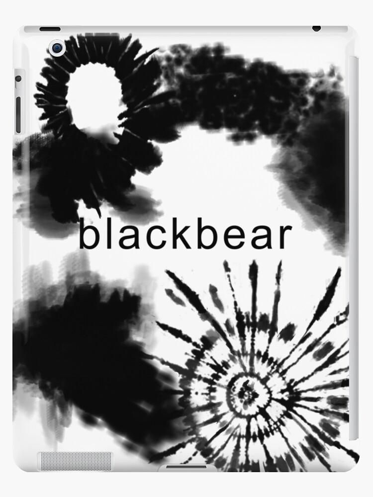blackbear tie dye merch 3 ipad cases skins by fearofgod redbubble Tie Dye Patterns Directions blackbear tie dye merch 3 by fearofgod
