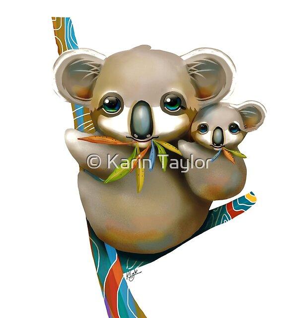 Koalas by Karin Taylor