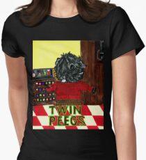 Merricat the Guinea Pig Audrey Horne in Twin Peegs aka Twin Peaks  T-Shirt