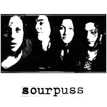 Sourpuss Band Design by livethroughthis