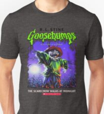 Goosebumps - The Scarecrow walks at Midnight Unisex T-Shirt