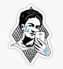 Frida Kahlo Sticker