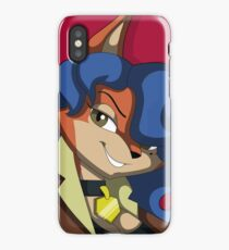 Japanese Carmelita Fox iPhone Case